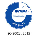 TUV NORD - ISO - 9001-2015
